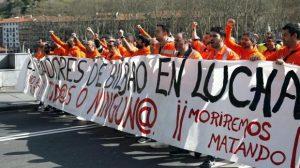 Tras el éxito de la huelga de 48 horas, los estibadores convocan otras ocho jornadas de paro parcial hasta el 8 de julio