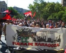 """HUELGA INDEFINIDA EN FCC PARQUES Y JARDINES A PARTIR DEL 24 DE ABRIL"""""""