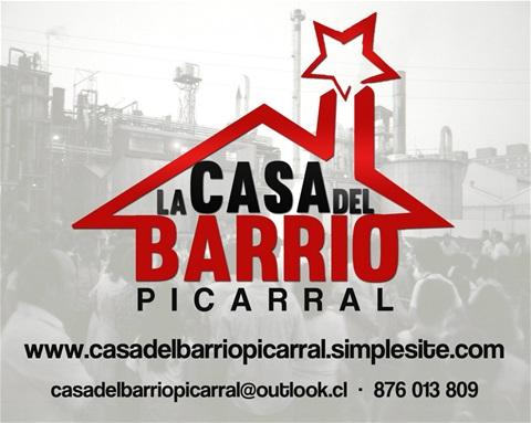 CASA DEL BARRIO PICARRAL. RECOGIDA DE JUGUETES