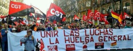La Asamblea estatal de las Marchas de la Dignidad se reunirá en Barcelona el sábado 17 de junio