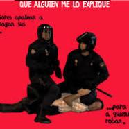 Dos antidisturbios serán juzgados por agredir a prensa durante las Marchas de la Dignidad – Martes 16-sept 11:00 Plaza de Castilla #SomosPrensaNoPresas