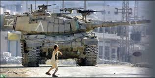 Palestina sufre una operación de castigo colectivo