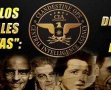 """LA CIA DESCATALOGA LOS DOCUMENTOS DE SU COLABORACIÓN CON INTELECTUALES """"PROGRESISTAS"""""""