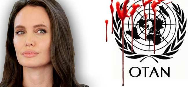 Angelina Jolie promociona los crímenes de la OTAN en «defensa de los derechos de la mujer»