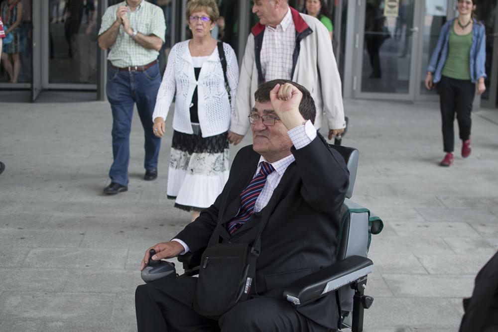 Antonio Aramayona: murió como vivió, libre