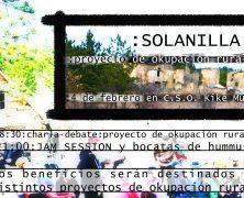 """""""Solanilla: proyecto de okupación rural""""."""