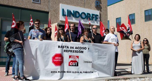 Comunicado de CGT ante el anuncio de Lindorff del  despido colectivo de 449 trabajadores
