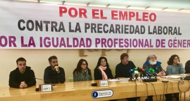 Este domingo 17 la Bahía de Cádiz sale a la calle por el empleo