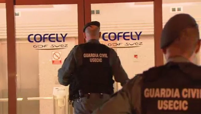 """Cofely, la empresa implicada en la operación """"Púnica"""", también tiene contratos en el sector sanitario en diversos puntos del estado."""