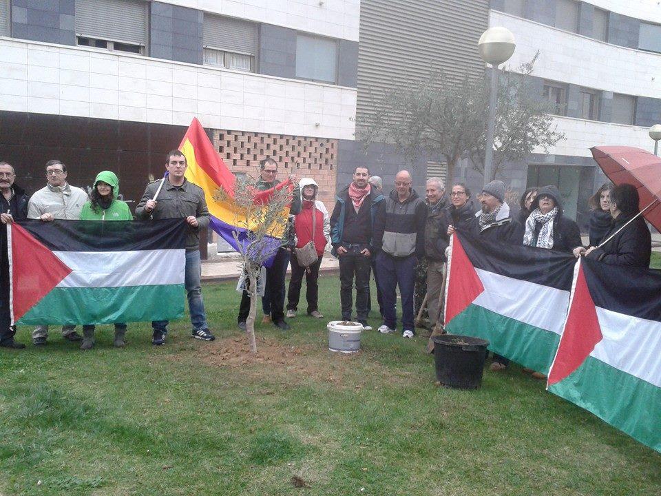 Manifiesto. Contra la criminalización de la solidaridad con el pueblo palestino. Firmas
