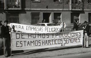 La Casa del Barrio Picarral. Proyecto social. Asamblea informativa e inauguración