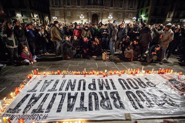 CIUTAT MORTA. Proyección en Huesca 3/Febrero
