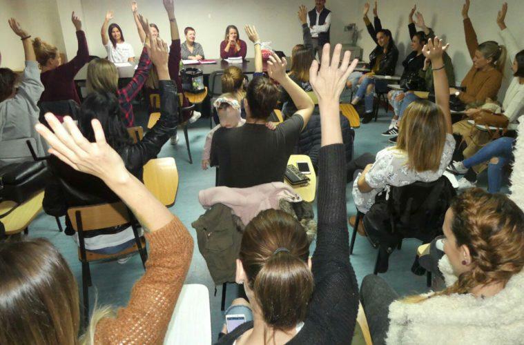 LA HUELGA DE BERSHKA: LUCHA FEMINISTA Y DE CLASE