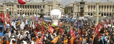 La lucha contra la reforma laboral y la ley mordaza continúa en Francia