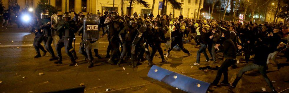 Las Marchas de la Dignidad ganan la batalla a Cifuentes y al PP