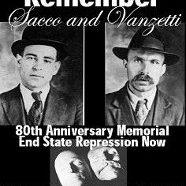 Sacco y Vanzetti, asesinados hoy hace 90 años.