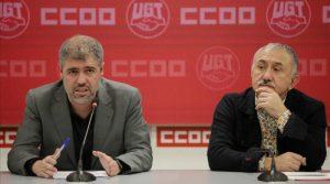 No habrá derogación de la reforma laboral: las cúpulas  de CCOO y UGT vuelven a traicionar a la clase  trabajadora