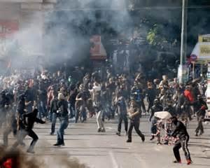 Grecia vive la huelga general más fuerte de los últimos años