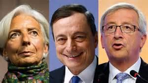 El neoliberalismo ha mostrado sus dientes a los pueblos europeos
