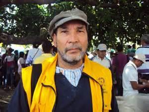 Solidaridad para el compañero colombiano Luis Plaza…