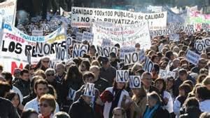 Aragón. ¿PSOE y PODEMOS a favor de la Gestión Clinica?