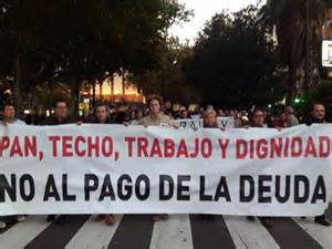 SI TOCAN A UNA NOS TOCAN A TODAS. BASTA DE REPRESIÓN DE LA POBREZA Y LA PROTESTA