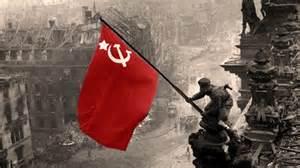 Se conmemora la victoria del ejercito rojo contra el nazi-fascismo