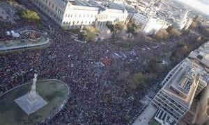 La Unidad de la lucha obrera se materializa en las calles…