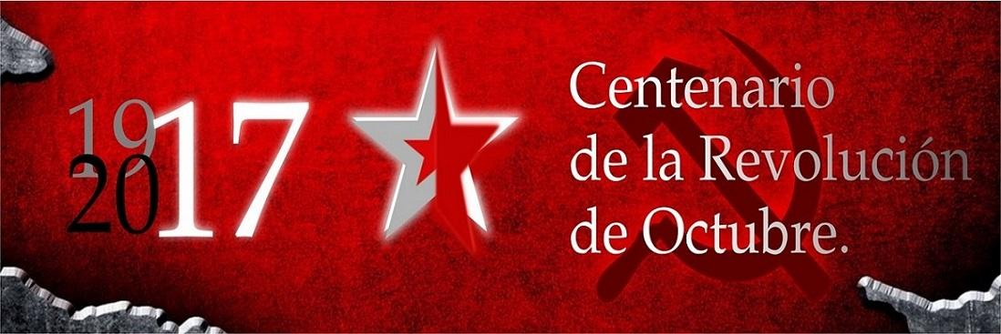 SUSPENDIDA, Charla presentación novedad editorial, celebración centenario Revolución Bolchevique de Octubre.