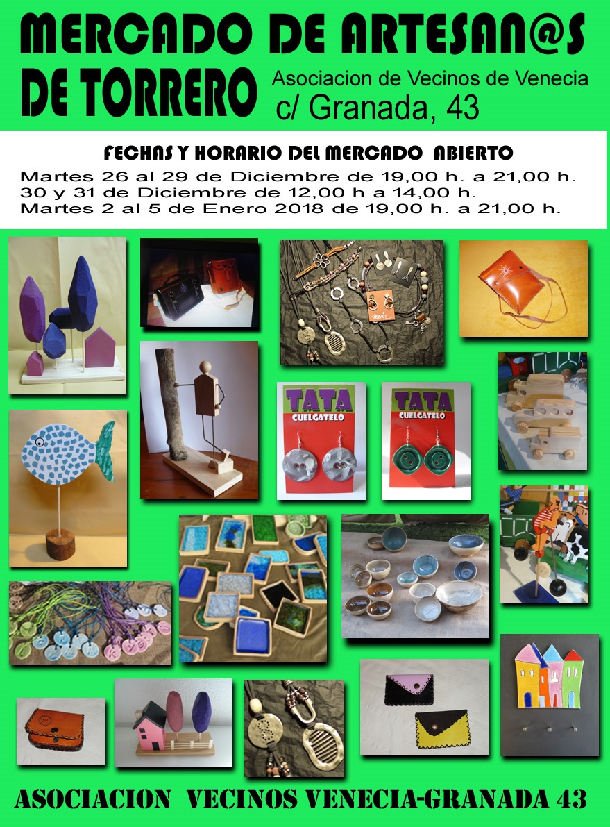 Mercado de Artesanos de Torrero