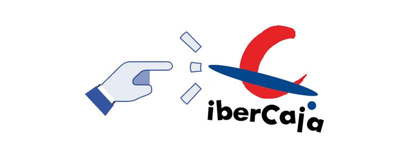Toque a Ibercaja el 12 de Mayo