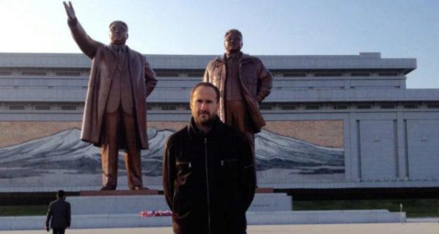 Un día me fui a entrenar a Corea del Norte