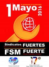1º de Mayo: Día Internacional de la Clase Obrera (FSC y FSM)
