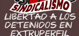 Seis detenidos en Extruperfil! Continúa la represión sindical!