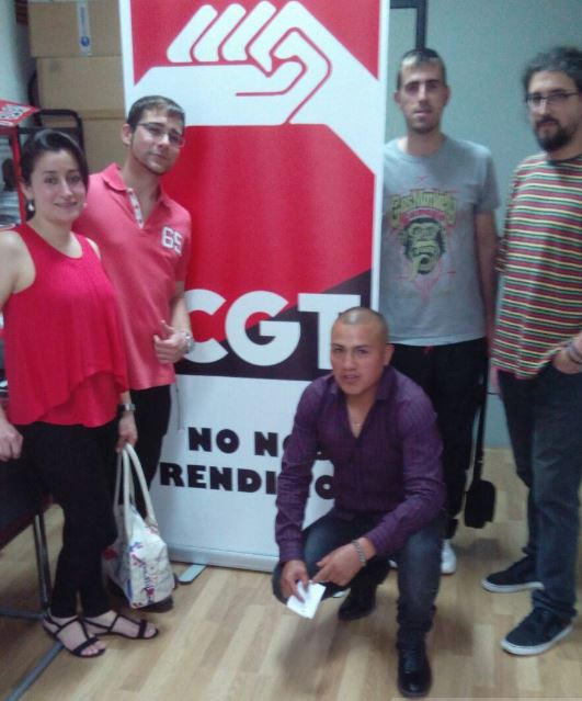 Un nuevo triunfo de CGT Telepizza: ¡¡Ganamos las elecciones en la Fábrica de Madrid!!