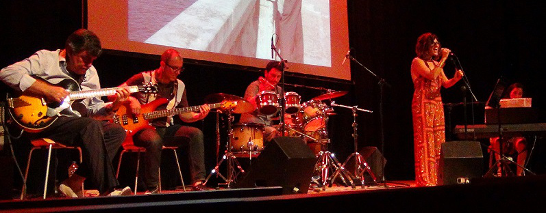 La Wuena band actúa el sábado 30 de Julio
