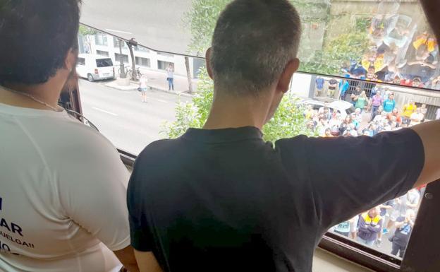Los trabajadores de Vestas se encierran al grito de  «huelga, huelga, huelga»
