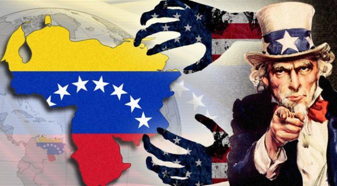 Comunicado sindical en apoyo de la Revolución Bolivariana de Venezuela